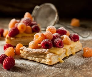 berries, photography, and food image
