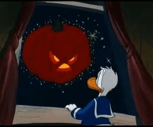 disney, donald duck, and gif image