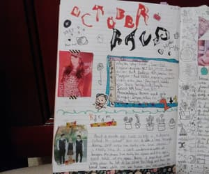 boa, journal ideas, and kpop journal image