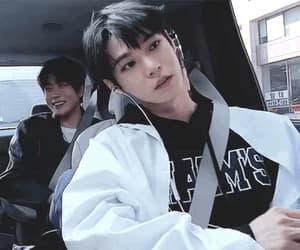 asian, korea, and doyoung image