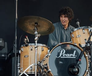 drummer, indie, and music image