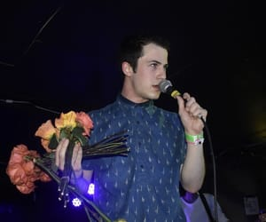 actor, dylan minnette, and singer image