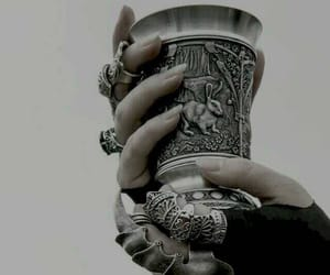 dark, magic, and goblet image