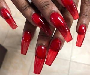 gel, goals, and nails image