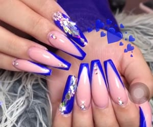beautiful, bling, and blue image