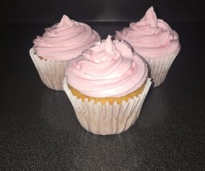 cupcakes and pink image