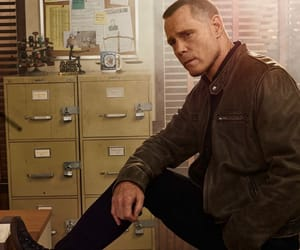 chicago pd and hank voight image