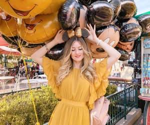balloons, disney, and fashion image
