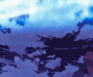 anime, your name, and gif image
