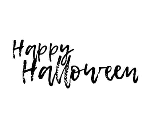 Halloween, quote, and we heart it image