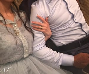 at, dressing, and engagement image