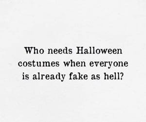 funny quote, Halloween, and meme image