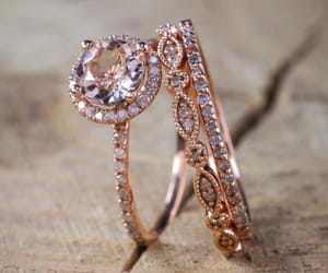 etsy, wedding, and promise ring image