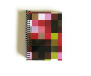 etsy, spiral notebook, and for him image