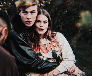 lucky blue smith, couple, and stormi bree image
