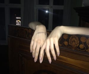 aesthetic, hands, and lovely image