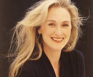 actress, meryl streep, and blonde image
