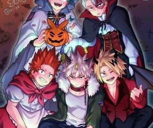 anime, Halloween, and handsome image