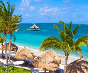 mexico, beachfront resorts, and Nude image