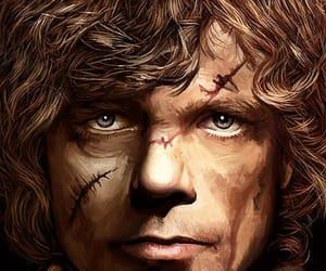got, tyrion, and game of thrones image
