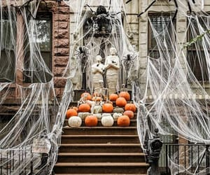 awesome, chic, and Halloween image