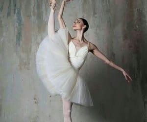 ballerina, ballet dancer, and grace image