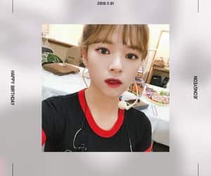 korean, jihyo, and chaeyoung image