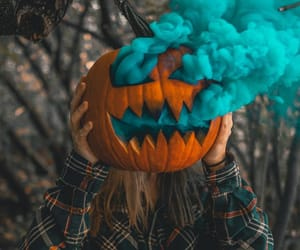 pumpkin, Halloween, and photography image
