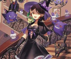 girl, Halloween, and lyra image