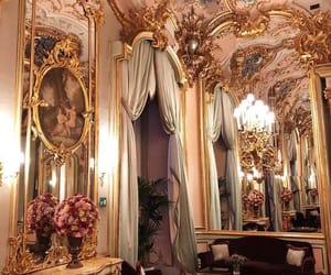 aesthetic, luxury, and rose image