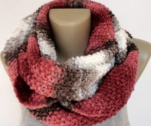etsy, chunky scarf, and women accessories image