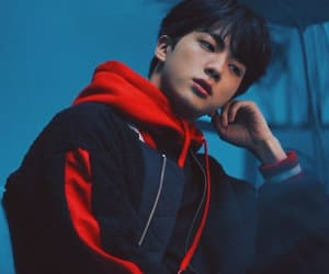 bts, jin, and kpop image