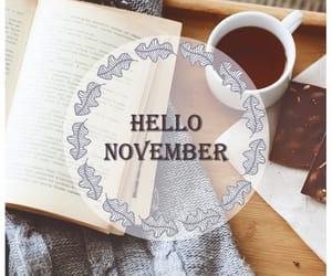 autumn, chocolate, and cozy image