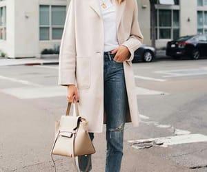 blogger, fashion, and celine bag image