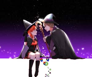 beautiful, Halloween, and kagura image