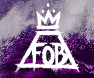 band, fall out boy, and rock image