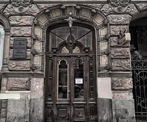 architecture, door, and russia image