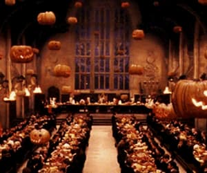 autumn, harry potter movies, and gif image