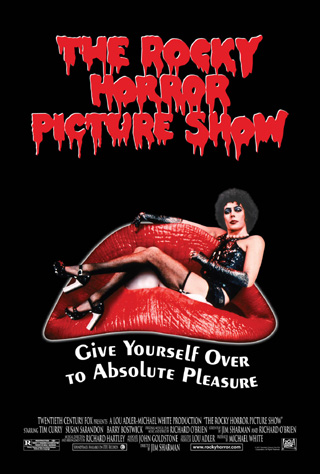 movie, The Rocky Horror Picture Show, and Tim Curry image