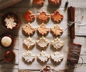 autumn, comida, and Cookies image