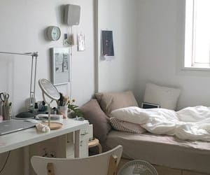 bedroom, aesthetic, and inspiration image