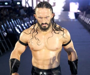 neville, wwe, and adrian neville image