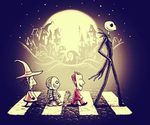 costumes, Halloween, and nightmare before christmas image