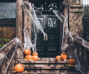 aesthetics, autumn, and Halloween image