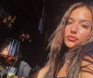 beautiful, honey, and makeup image