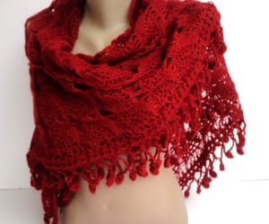 etsy, gifts for her, and bridal shawl image