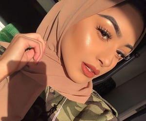 arabian, eyeshadow, and bronzer image