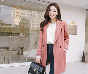 fashion, shin yeong, and outfit image