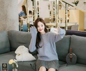 fashion, shin yeong, and style image