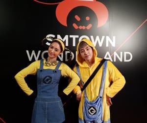 exo, yuri, and Halloween image